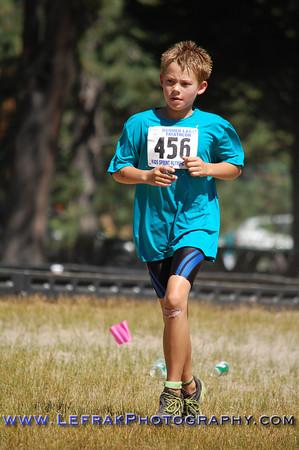 Donner Lake Kids Triathlon 2013