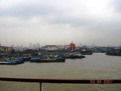 SHANGHAI, CHINA (3/4/2007 - 3/7/2007)