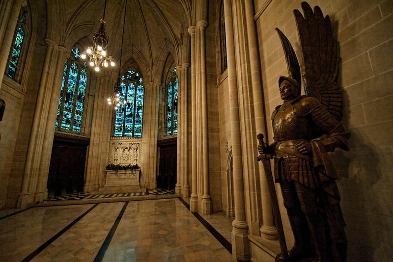 St. John the Divine St. Boniface Chapel