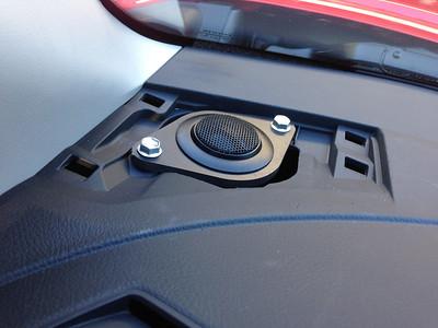 2013 Toyota Tundra Crewmax Dash Tweeter Installation - USA