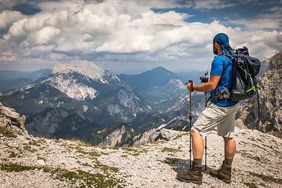 Ennstalské Alpy - Admonter Kalbling