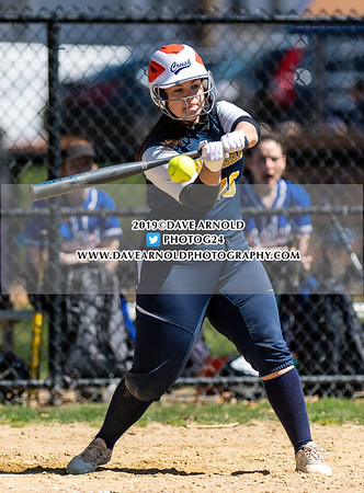 4/17/2019 - Varsity Softball - Needham vs Bedford