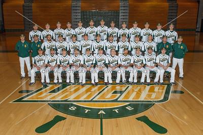 Baseball Team and Headshots 2015