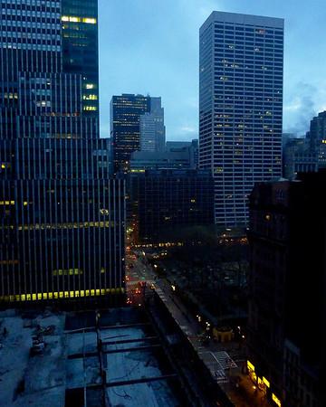NY City