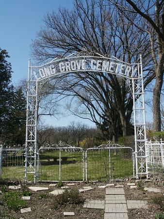 Long Grove Cemetery, Long Grove