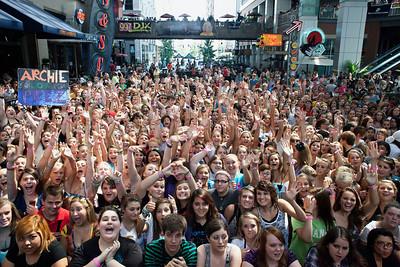 #76 4th Street Live/DJX Birthday Bash, 8/22/10