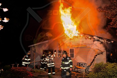 Brentwood F.D. Signal 13  Wisconsin Ave. 5/2/21