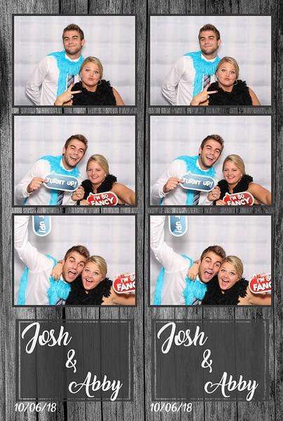 Josh & Abby's Wedding (10/06/18)