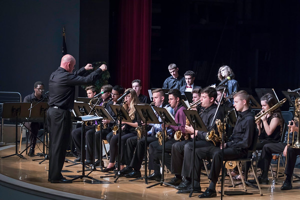2017 Athena High School Holiday Concerts