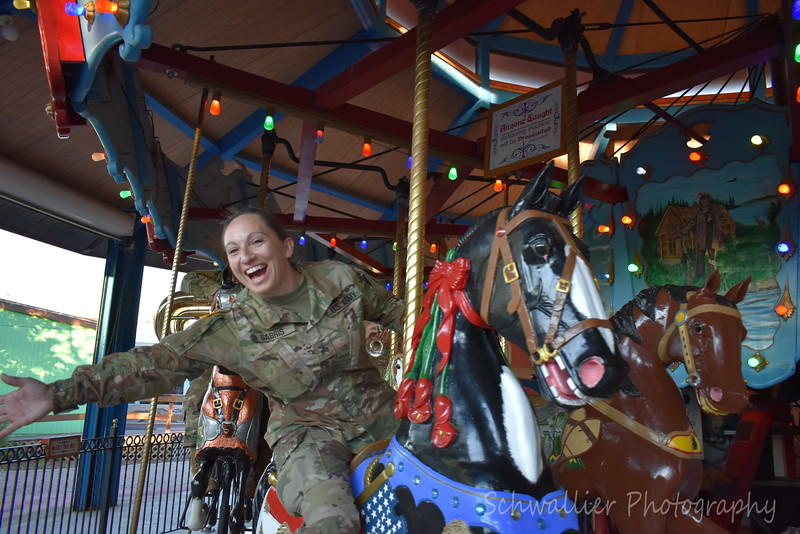 2018 - 126th Army Band Concert at the Zoo - Tune over by Heidi 031.JPG