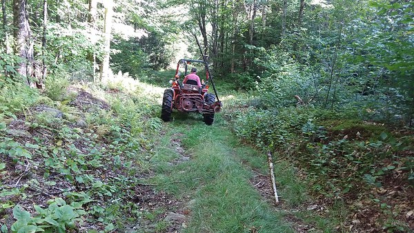 2020 Off Season Trail Work