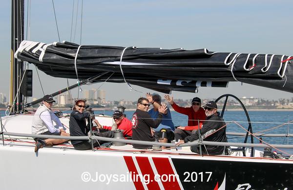 2017 NHYC - SDYC Islands Race