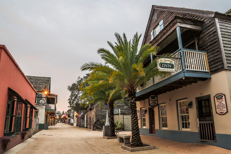 Historic District of St. Augustine