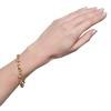 Vintage French Ruby & Diamond Serpent Bracelet 2
