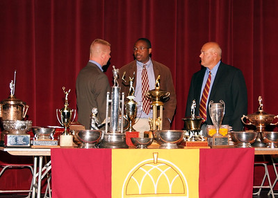 US spring sports awards assembly