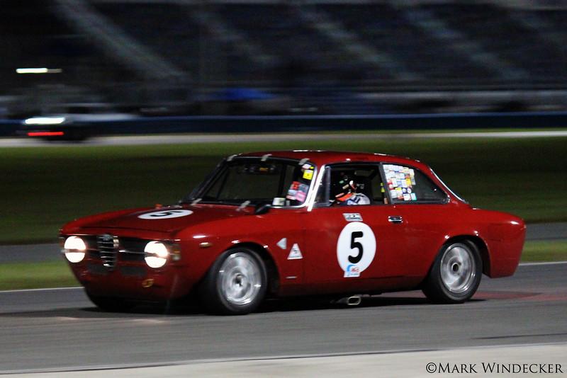 A-5 Dean DeSantis/Ken Moore 67 Alfa Romero GT jr