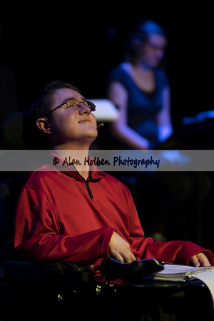 """2018 DSU Staged Reading - """"The Curious Incident of the Dog in the Night"""""""