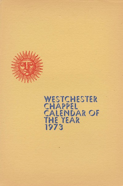 Cover, 1973, Unknown