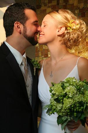 Jen and Joe Damti's Wedding