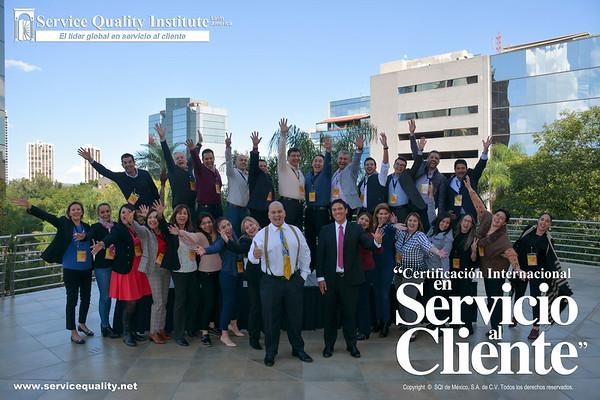 CCST Guadalajara Certificacion noviembre 2018