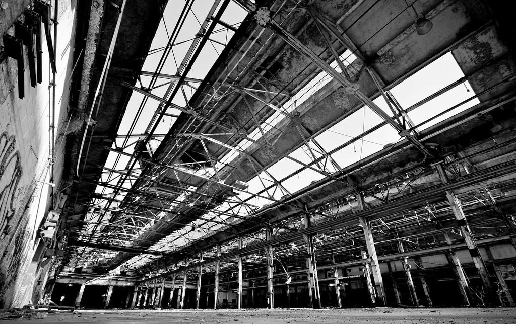 2/28/12  East Side Cleveland abandoned building