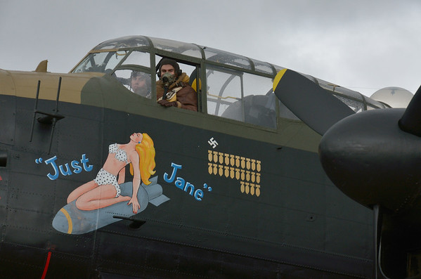 """Just Jane"" at East Kirkby"