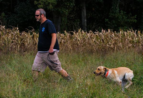 Rob 2nd Dog