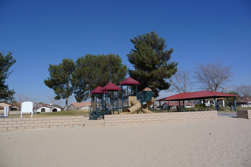 North Beach play area