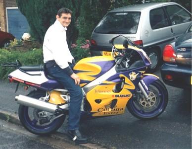 Ed & Bike