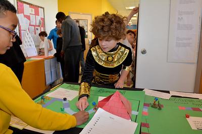 3rd Grade Egypt Fair