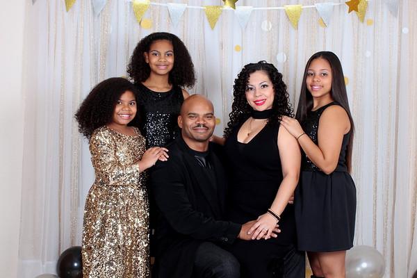 Sterling Family 2018