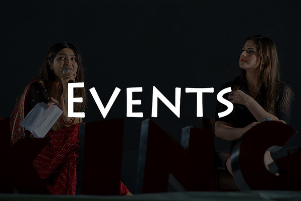 Events Material
