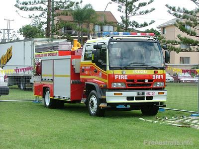 QFRS Fleet 921