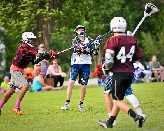 U-15 Junior Mustang Lacrosse 5/24/15