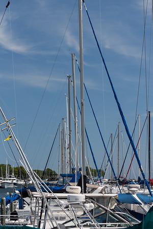 8.6.15 McKinley Marina and Beach