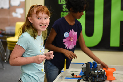 DYR Robocamp Week 6 - Girl Powered