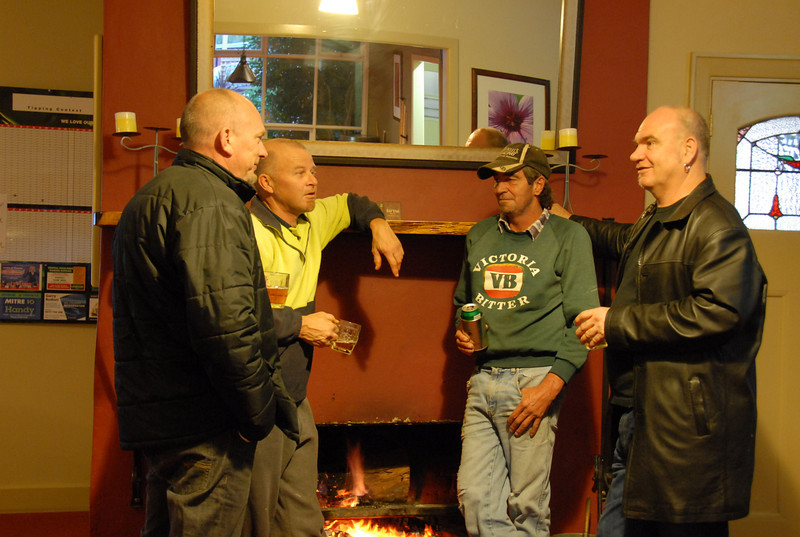 Mates at the Savoia Hotel Hepburn Springs