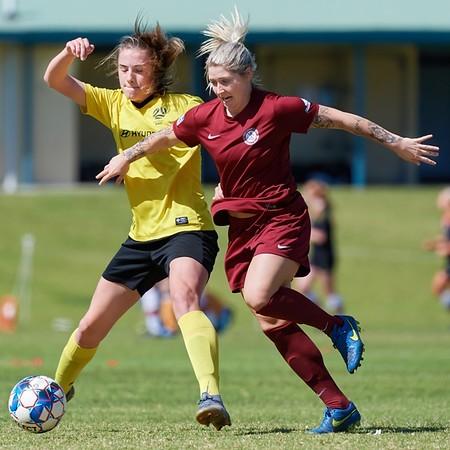 Hyundai NTC v Fremantle City FC