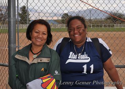 2009 DSU Softball in Tucson - Week 1