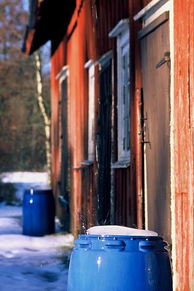 Barrels, Sweden