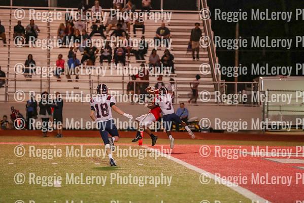 RHS J.V. FB vs West Monroe 9-10-18