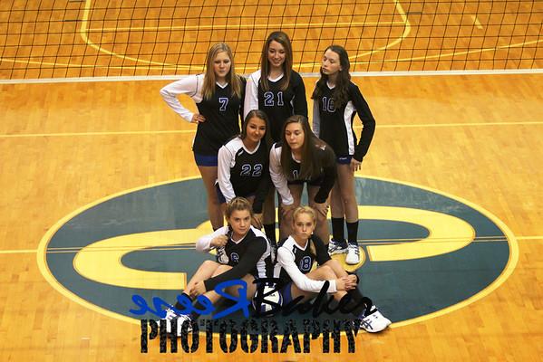 CCHS Volleyball 2013