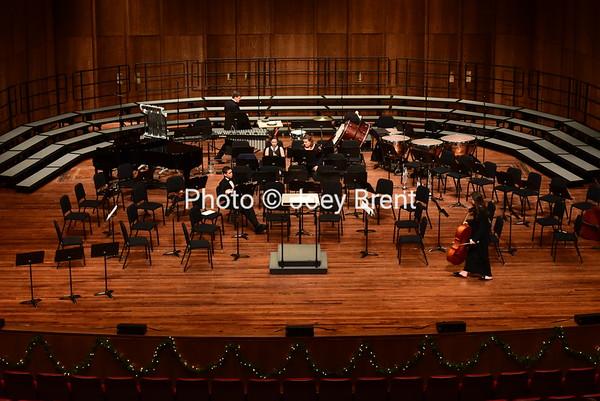 A Holiday Concert - UM Music Department 12-5-19