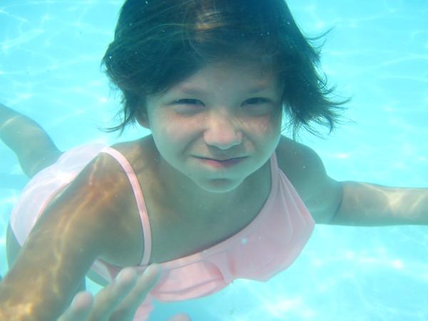 Summer - Underwater