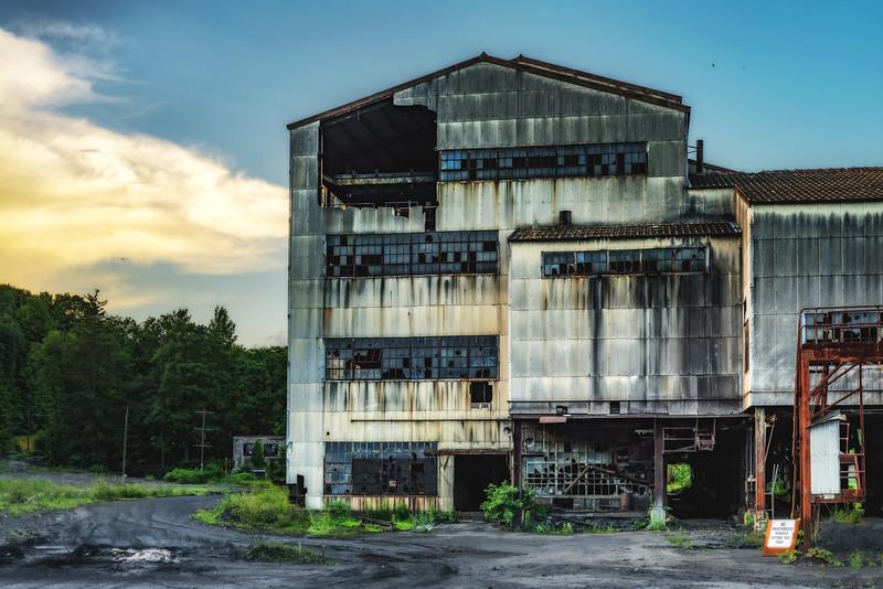 Coal in the age of deindustrialization