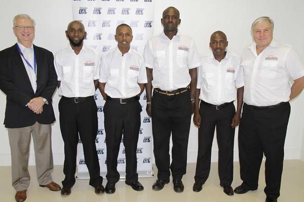 Tullow Congratulates Kenyan ADI's