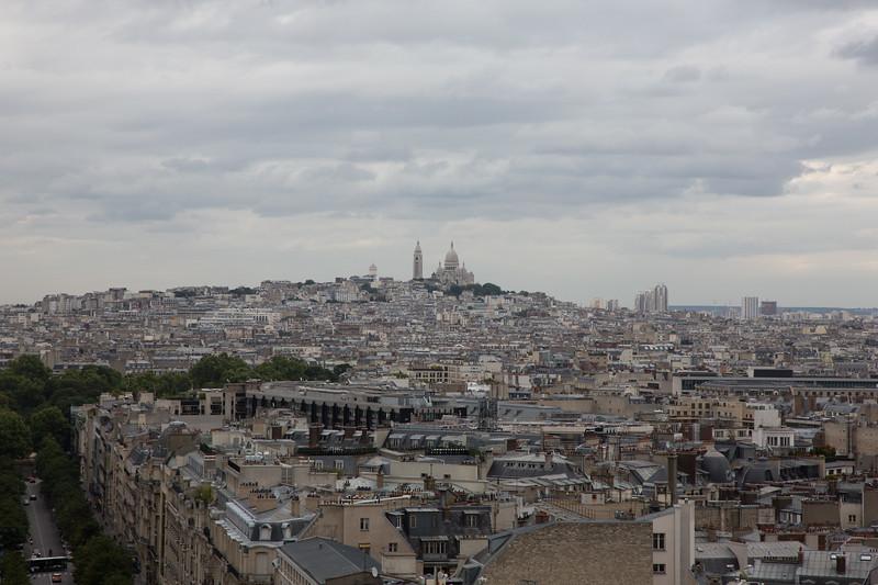 Arc de Triomphe Paris- France - Jul 2013- 018.jpg