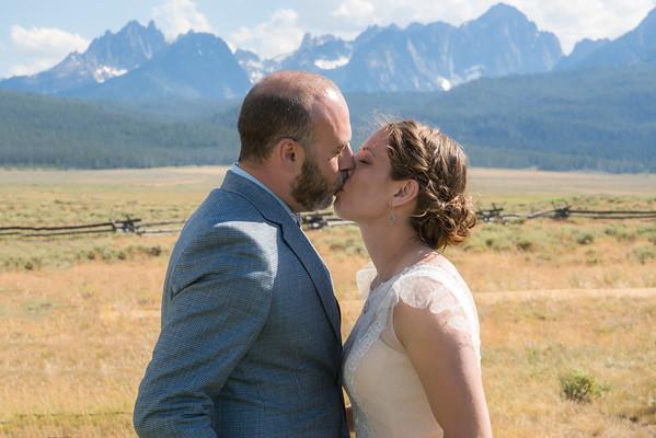 Lampone ~ Baird Wedding