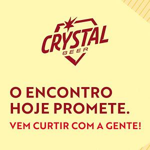 Crystal | Camaru 2017 - 9 de Setembro