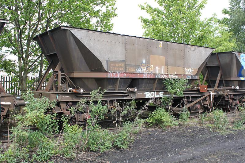 HDA 368108 Worksop Yard, 08/05/11.
